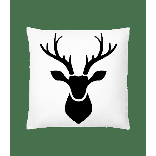 Shadow Animal Deer - Kissen