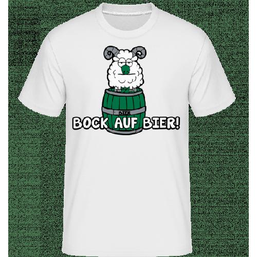 Bock Auf Bier - Shirtinator Männer T-Shirt