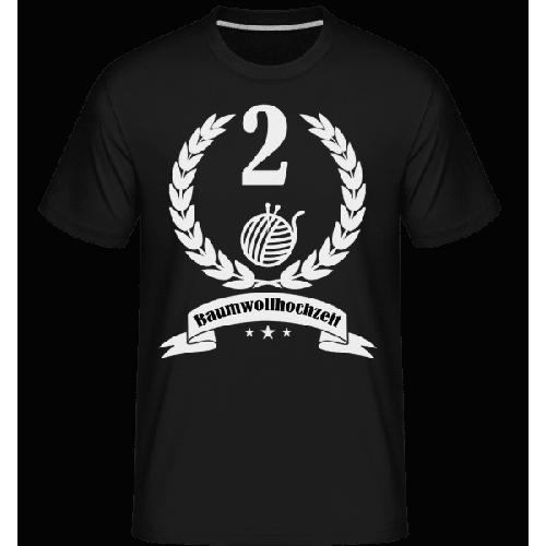Baumwollhochzeit - Shirtinator Männer T-Shirt