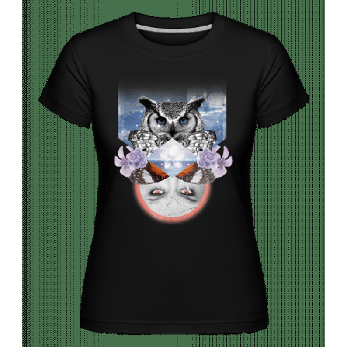 Hipster Ozean - Shirtinator Frauen T-Shirt