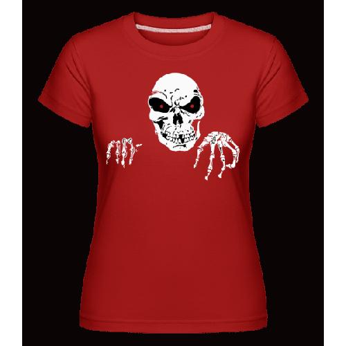 Gruseliger Tod - Shirtinator Frauen T-Shirt