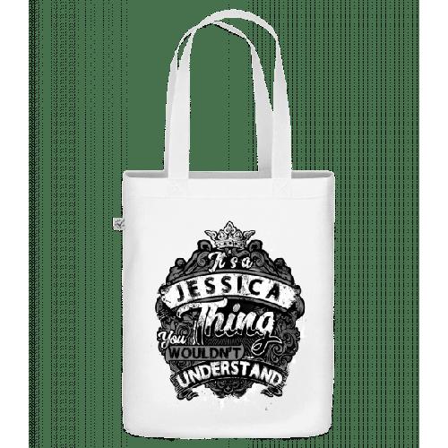 It's A Jessica Thing - Bio Tasche