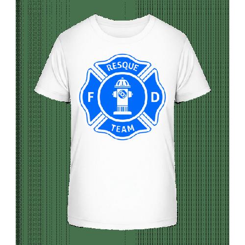 Resque Team - Kinder Premium Bio T-Shirt