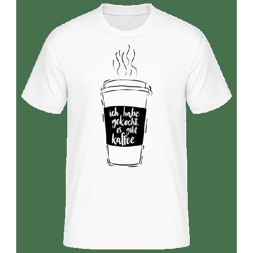 Ich Habe Gekocht - Basic T-Shirt