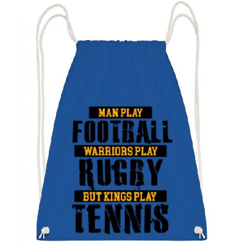 Kings Play Tennis - Turnbeutel