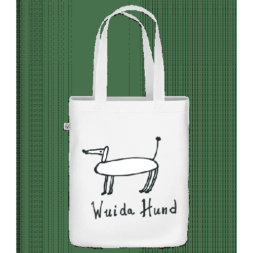 Wuida Hund - Bio Tasche