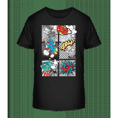 Comic Kobolde - Kinder Premium Bio T-Shirt
