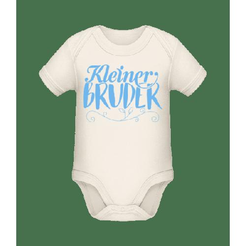 Kleiner Bruder - Baby Bio Strampler