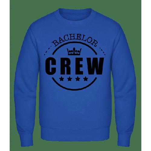 Bachelor Crew - Männer Pullover