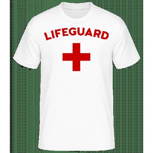 Lifeguard - Männer Basic T-Shirt