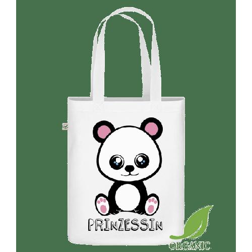 Bärchen Prinzessin - Bio Tasche