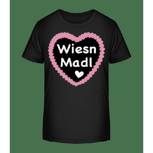 Wiesn Madl - Kinder Premium Bio T-Shirt