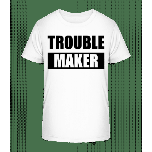 Troublemaker - Kinder Premium Bio T-Shirt