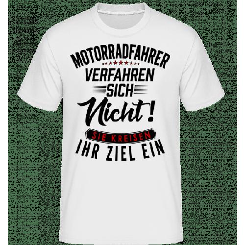 Motorradfahrer Verfahren Sich Nicht - Shirtinator Männer T-Shirt
