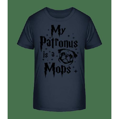 My Patronus Is A Mops - Kinder Premium Bio T-Shirt