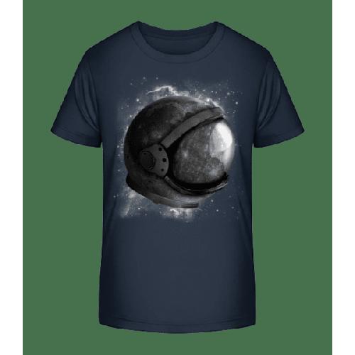 Astronautenhelm - Kinder Premium Bio T-Shirt