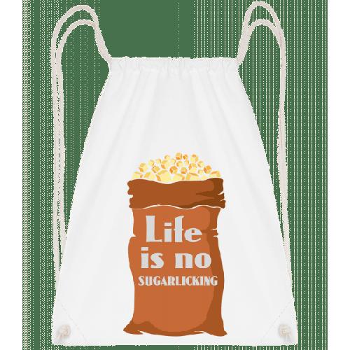Life Is No Sugarlicking - Turnbeutel