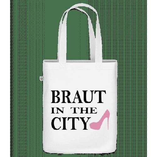 Braut In The City - Bio Tasche