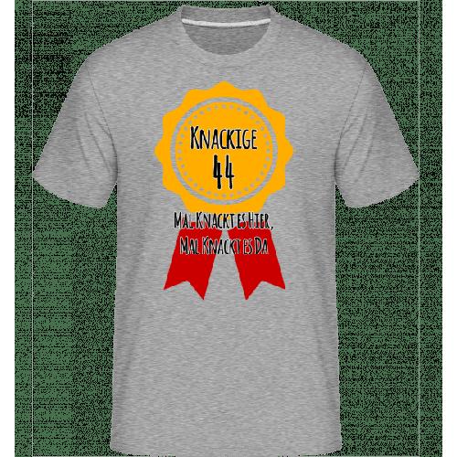 Knackige 44 - Shirtinator Männer T-Shirt