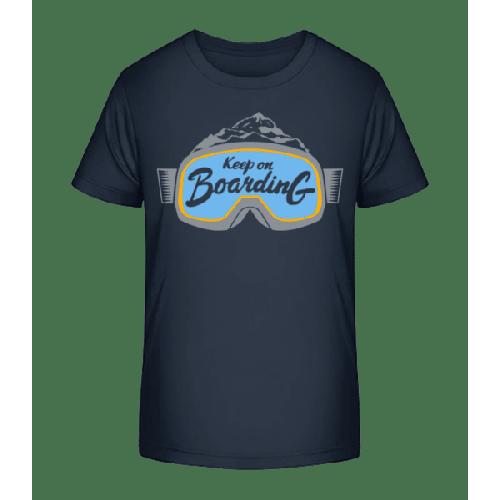 Keep On Boarding - Kinder Premium Bio T-Shirt