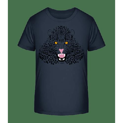 Leopard - Kinder Premium Bio T-Shirt