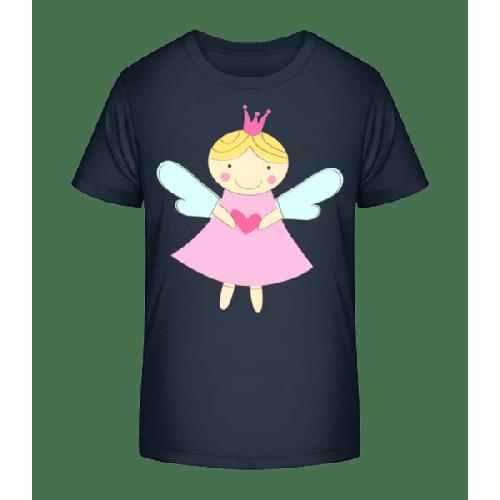 Kleine Fee Prinzessin - Kinder Premium Bio T-Shirt