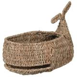 Housed - Whale Seagrass Basket
