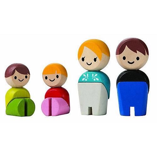 Planworld Spielfiguren Famile ,Europa Spielfigurensets mehrfarbig