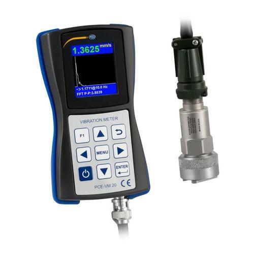 Pce Instruments - Schwingungsmessgerät PCE-VM 20 zur Vibrationsmessung an Maschinen