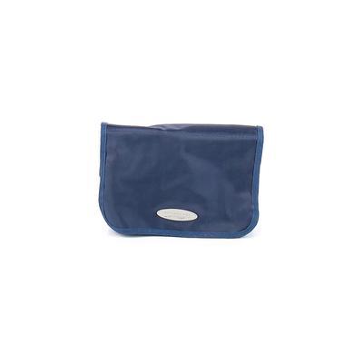 Assorted Brands Makeup Bag: Blue Solid Accessories