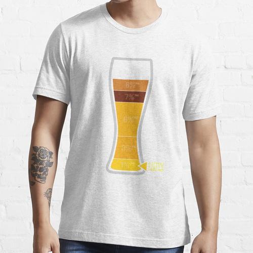 alkoholfreies Bier Essential T-Shirt