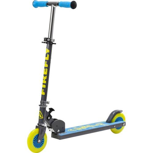 FIREFLY Scooter Kinder Scooter A 125 17, Größe ONE SIZE in Grau/Blau/Lime