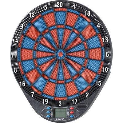 BULLS Dartboard Matchpoint, Größe ONE SIZE in Schwarz/Rot/Blau
