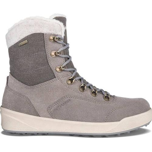 LOWA Damen Schuhe KAZAN II GTX® MID Ws, Größe 40 in Grau