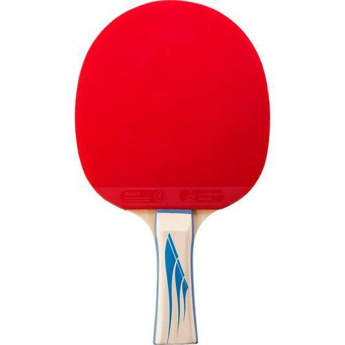 TECNOPRO Tischtennis-Schläger PRO 4000, Größe ONE SIZE in Schwarz/Rot
