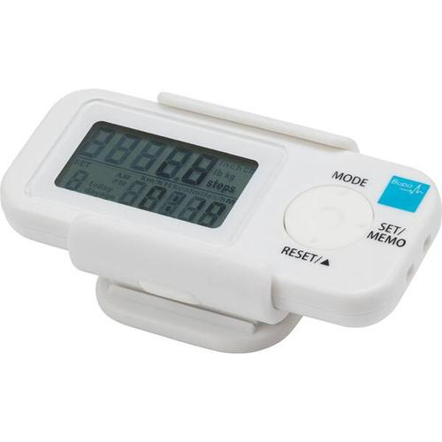 ENERGETICS Activity Tracker MyActivity, Größe ONE SIZE in Weiß