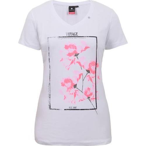 LUHTA Damen T-Shirts AITTOVAARA, Größe S in WEISS