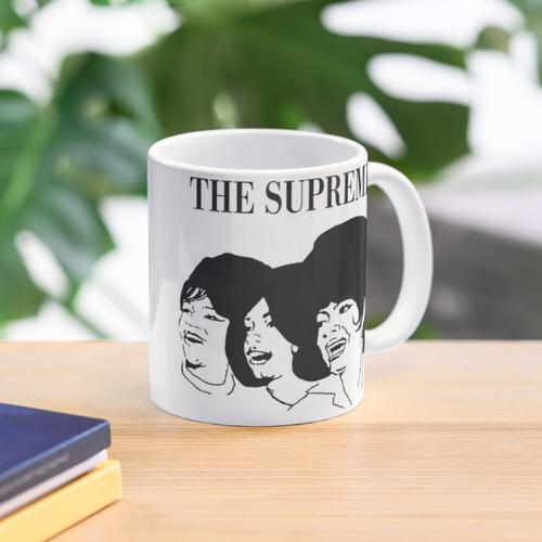 Supremes Tasse