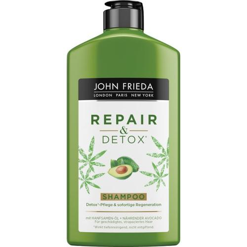 John Frieda Repair & Detox Shampoo 250 ml