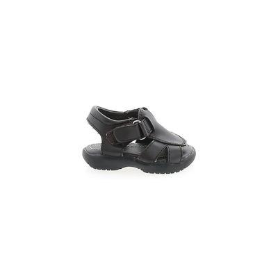 Sandals: Brown...