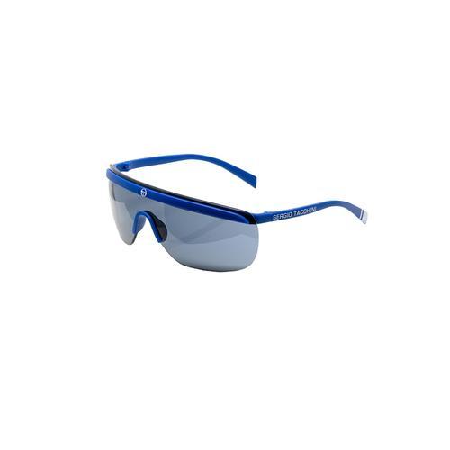 Monoscheibensonnenbrille Eyewear Technical Sergio Tacchini navy