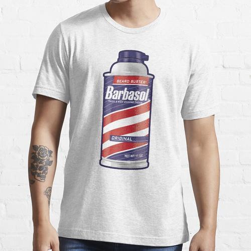 Barbasol Rasierschaum Essential T-Shirt