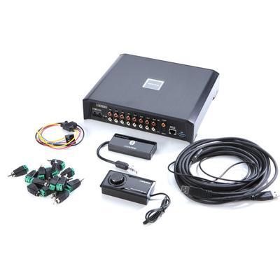 Alpine PXE-X09 Digital Sound Processor w/ EQ & RTA
