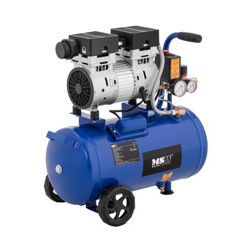 MSW Kompressor ölfrei - 24 L - 750 W MSW-0AC750-24L