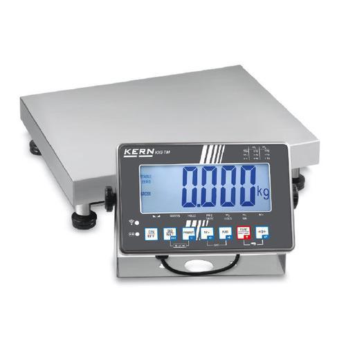 KERN Industriewaage Max 6 kg / 2 g | 15 kg / 5 g SXS 10K-3M