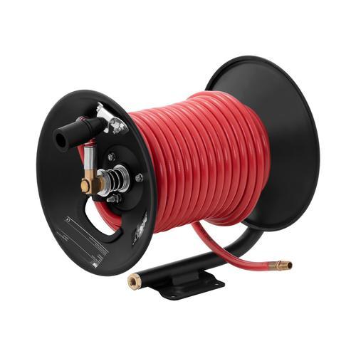 MSW Druckluft-Schlauchtrommel - 20 m - 20 bar MSW-HR20