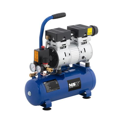 MSW Kompressor ölfrei - 8 L - 750 W MSW-0AC750-8L