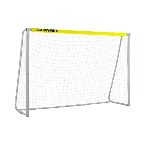 Gymrex Fußballtor - 3 x 2 m - wetterfest GR-SG90