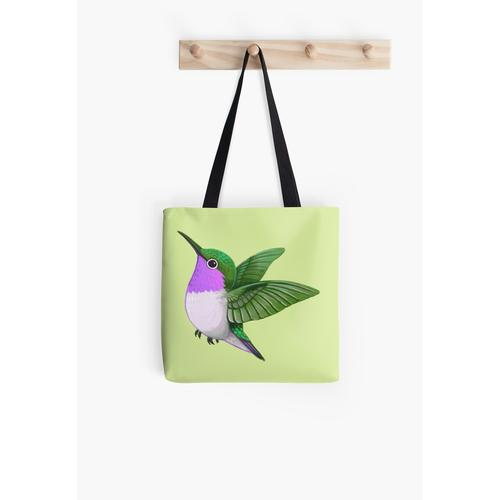 Stolz Vögel: Woodstar Kolibri Tasche