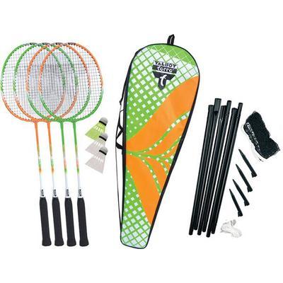 Talbot-Torro Badminton Set 4 Att...